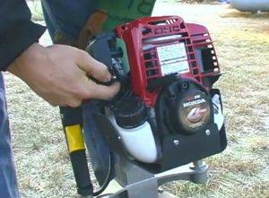 Rhino Ranch Pro GPD-30 Gas Powered Post Driver - L&C Enterprises-USA