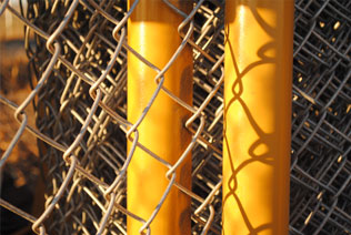 Sidebar Image – Chain Link Fence Installation Page