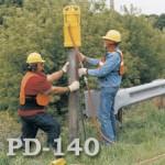 fence post pounder