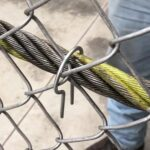 fence wire ties
